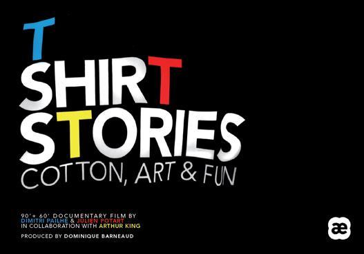 T-Shirts Stories - le culte du T-shirt en documentaire