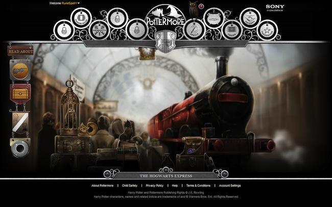 Pottermore : quand Harry Potter fait le saut du numérique