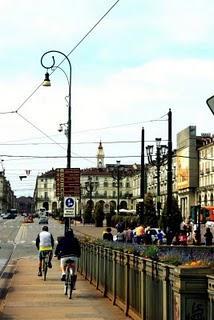 voilà le résultat de notre escapade Turinnoise le Week en...