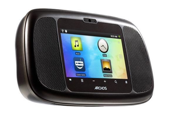 ARCHOS 35 hc 1 front Archos dévoile ses 35 Home Connect et 35 Smart Home Phone