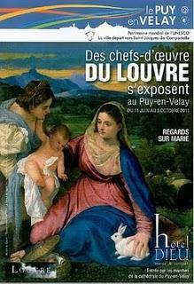 Des chefs-d'oeuvre du Louvre s'exposent au Puy-en-Velay