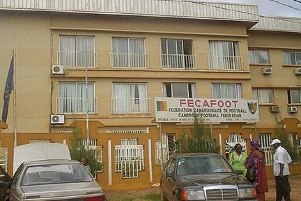Cameroun football du feu dans la maison fecafoot - Les cabinets de recrutement au cameroun ...