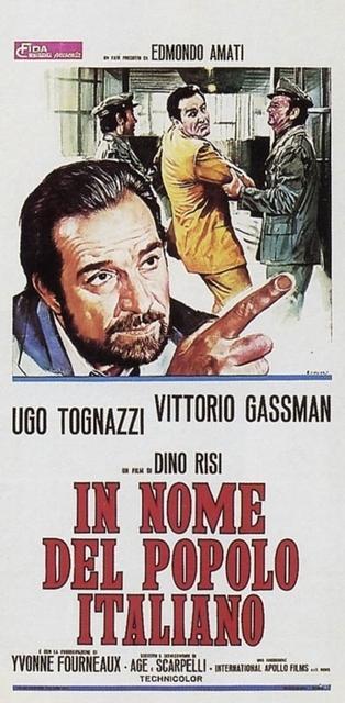 Au nom du peuple italien - In nome del popolo italiano, Dino Risi (1971)