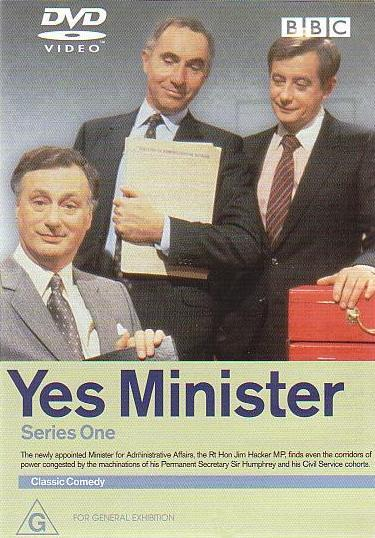Connaissez-vous Yes Minister?