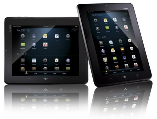 VIZIO VTAB1008 600x454 VIZIO présente sa tablette VTAB1008 sous Android