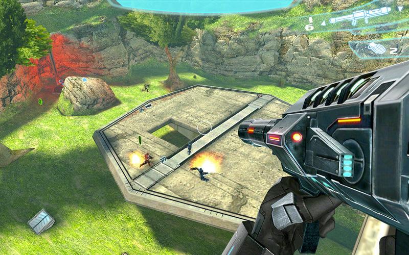 [Mac] Le Jeu Gameloft NOVA 2 est disponible sur le Mac App Store