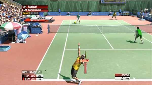 [TEST] Virtual Tennis 4
