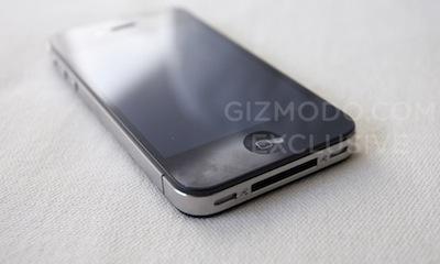 iPhone 4, un an en 4 photos...