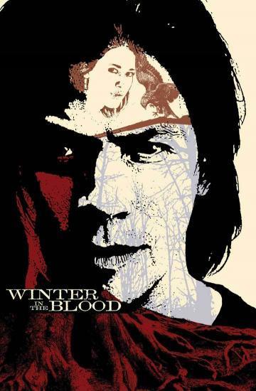 Deux membres du cast de Twilight dans Winter in the blood