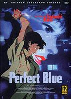 Jaquette DVD du film Perfect Blue