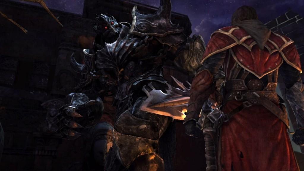 Castlevania : Lords of Shadows