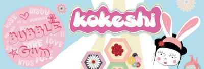 Bubble Gum Kokeshi ?