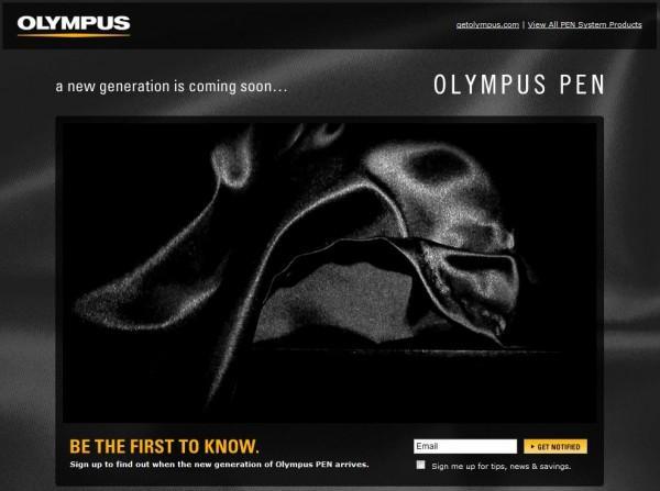 olympus 600x447 De nouveaux PEN chez Olympus en approche