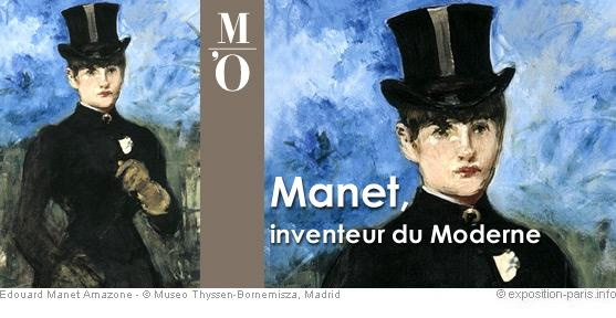 Exposition Manet au Musée d'Orsay : Astuces