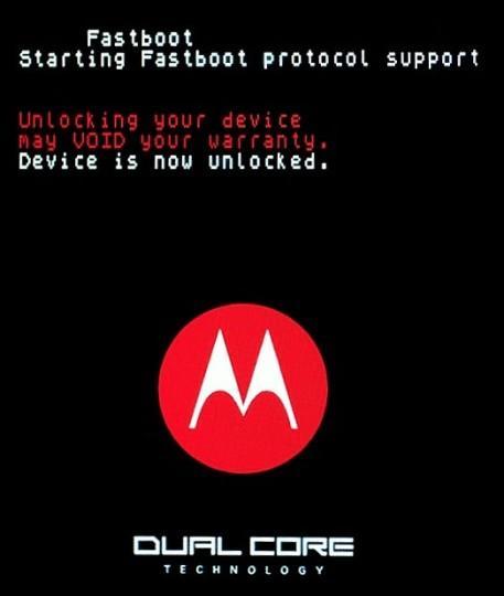 atrixgingerbread sg 457x540 La mise à jour vers Gingerbread débloque le bootloader du Motorola Atrix