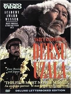 Intégrale Kurosawa. 25ème film. Dersou Ouzala