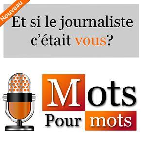 Où nous sommes fiers de vous présenter la première interview réalisée par nos membres dans le cadre de de notre opération « Mots pour Mots » !