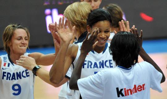 Euro de Basket : les Bleues en quart… sans jouer