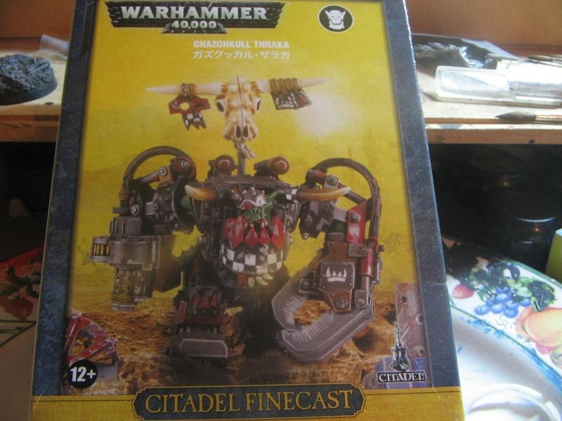 [Review] Citadel Finecast – Ghazghkull Thraka