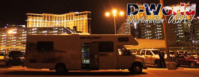 Destination USA : Los Angeles, Hollywood et Las Vegas vus par D-World