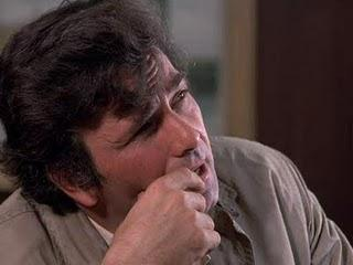 TELEVISION: Oh, juste une dernière chose.. Colombo quitte la scène/Oh, there's just one more thing... Curtain: Columbo's Last Case