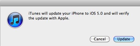 [TUTO] iOS 5 bêta 2 disponible ! Installez-là maintenant. Téléchargement