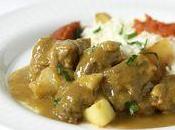 curry d'agneau Coupole Montparnasse