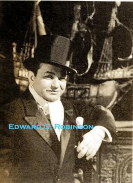 Edward G. Robinson,Stravos Marcos