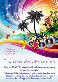 Les Samedis Salsa de l'été