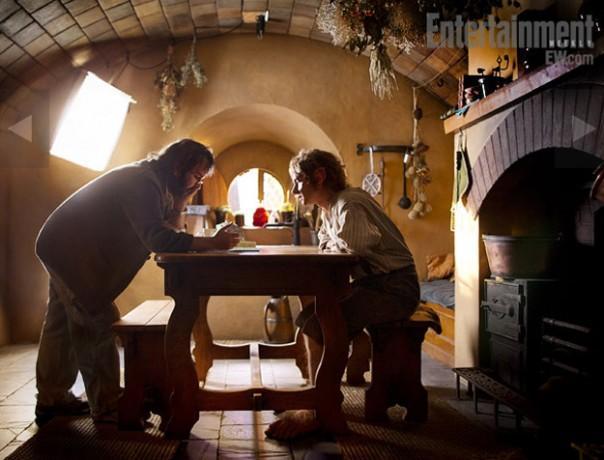 Photos : Martin Freeman en Bilbo dans The Hobbit