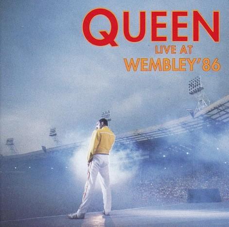 Queen #1-Live At Wembley-1986 (1992)