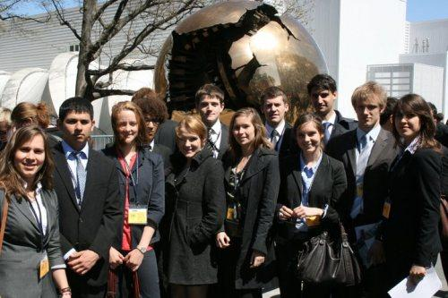 Le National Model United Nations: l'ONU des étudiants à New York