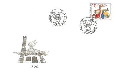 4 nouveaux FDC tchèques !