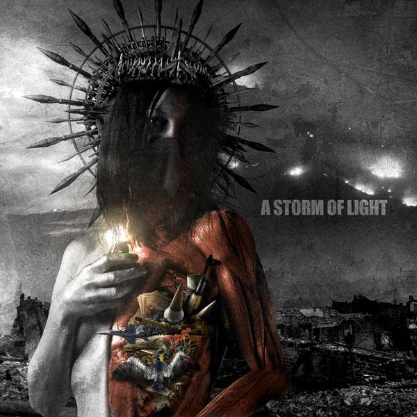 REVIEW : A Storm Of Light – As the Valley of Death Becomes Us, Our Silver Memories Fade