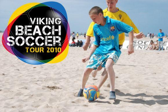 Viking Beach Soccer Tour 2011 Normandie