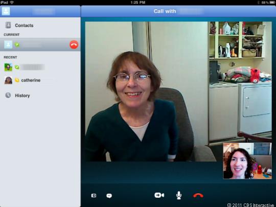 Skype pour iPad disponible ce mardi