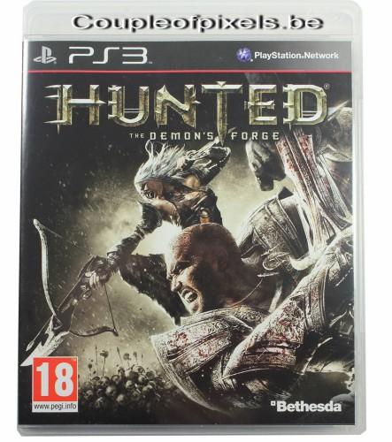 craquage,arrivage,jeu-video, hunted, coop