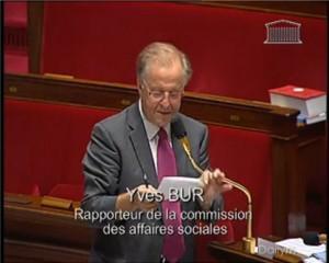 Yves Bur, rapporteur de la commission des Affaires sociales