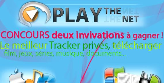 playthenet Gagnant du concours Play the.net...