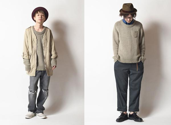 VICTIM – F/W 2011 COLLECTION LOOKBOOK