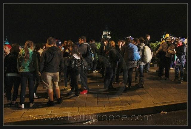 Saint-Jean 2011 à Québec: la fête prend l'eau