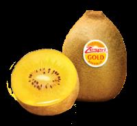 Le kiwi jaune