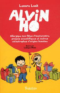 Alvin Ho tome 2 de Léonore Look