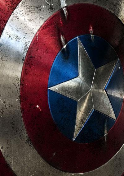 Le bouclier de captain america la vraie star du film - Bouclier capitaine america ...
