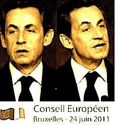 A Bruxelles, Sarkozy perd ses nerfs