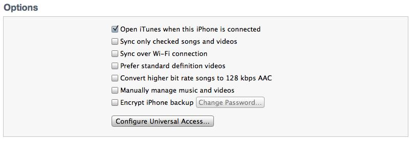 TUTO : Synchronisation Wi-Fi avec iOS 5 bêta 2