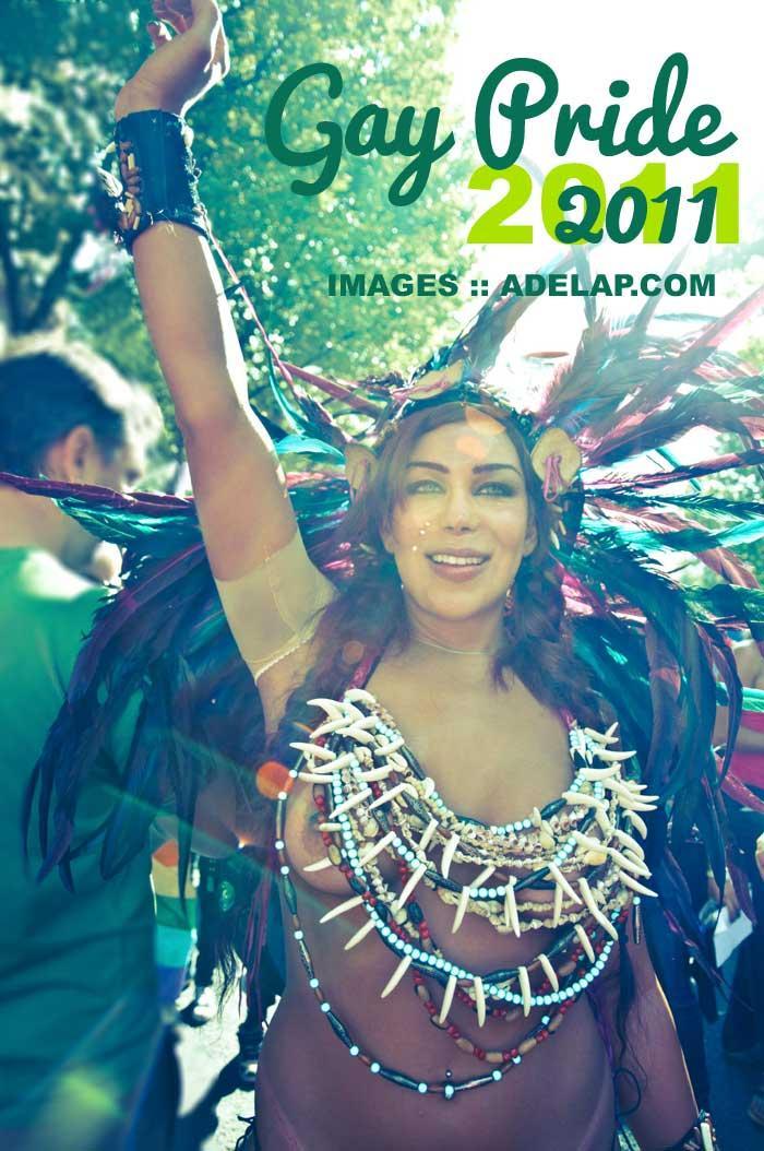 Gay Pride 2011, dernière avant le vote de 2012!