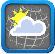 screen capture2 Weather4D pour une météo mondiale