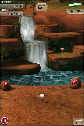 screen capture 16 Flick Golf Extreme