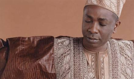 Youssou N'dour, chanteur et musulman mystique